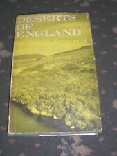 DESERTS OF ENGLAND SEAN JENNETT 1964 1ST EDITION HARD BACK WITH  DUST  COVER