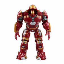 7'' Avengers 2 Age of Ultron IRON MAN HULK BUSTER Marvel Action Figure Toys Game