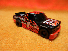 "Vintage TYCO slot car NASTRUCK #1 SEARS ""MIKE CHASE"" ORANGE/BLACK    MINT!"