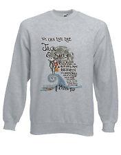 I Miss You Lyrics Nightmare Before Christmas Pastel Art Jumper Sweater AI27