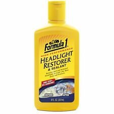Original Formula 1 Headlight Restorer Sealant Scratch Fade Headlamp Restore Dull
