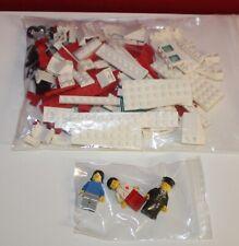 Lego City 6356 Med-Star Rescue Plane, komplett