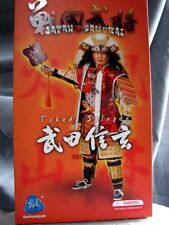 "DiD Japan Samurai Takeda Shingen 1/6th 12"" Action Figure"