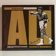 THE OFFICIAL TREASURES OF MUHAMMAD ALI ~ HARDCOVER ~Removable Facsimiles~SEALED