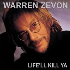 Zevon, Warren - Life'll Kill Ya CD NEU OVP