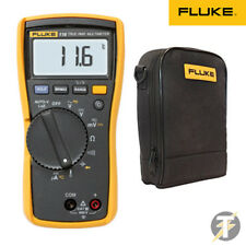 Fluke 116 True Digitalmultimeter mit C115 Tragekoffer & Testkabel