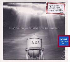 Blake Shelton - Bringing Back the Sunshine with 3 BONUS TRACKS