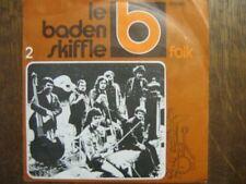 LE BADEN SKIFFLE 45 TOURS BELGIQUE FOLK BERGERIE (2)