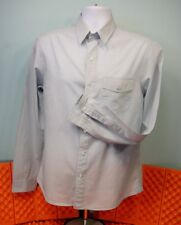 Urban Outfitters BDG Mens Button Up Blue Shirt Size M