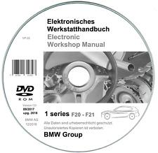 BMW Serie 1 F20-F21 (2011-2018) Manual de Taller Workshop Manual