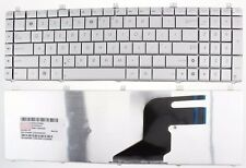 NEW ASUS N55 N57 N55S N55SF N55SL N75SF N75SL N75 KEYBOARD US LAYOUT SILVER F78