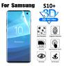 SAMSUNG Galaxy S10 Plus SCREEN PROTECTOR COVER - 100% Clear TPU FILM