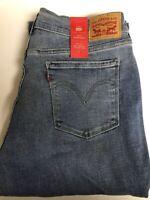 Levi's Women's 505 Straight Leg Jeans Size 12 Medium 12M/31 New w Tags Mid Rise
