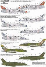 Xtradecal 1/48 F-100D/F Super Sabre deux seaters part 4 # 48088