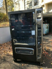 VERY NICE WITTERN 3565 ST5000 COMBO SNACK / FOOD / DRINK VENDING MACHINE USI