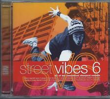 Street Vibes Vol.6 (42 Of The Smoothest Sharpest Sounds, 2CD 2000) NEW