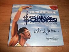 Kareem Abdul-Jabbar On The Sholdiers Of Giants My Audio Journey (2-CD Set) NEW