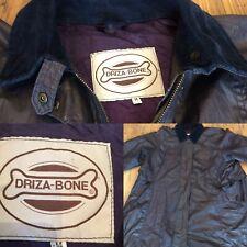 DRIZA BONE Wax Brown Coat Raincoat Australian Stockman Size - See Description