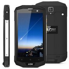 5.0'' 4G AGM A8 Antiurto Impermeabile Smartphone 3+32GB Android 7.0 4050mAh EU