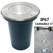 Spotlight LED Recessed Driveway 1T Walk On Marks Toddler E27 10W Garden IP67