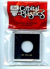 Capital Plastic KC Coin Holder $10.00 Gold-Black 27mm
