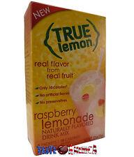 True Lemon Raspberry Lemonade 5 Sachet Drink Mix 15g