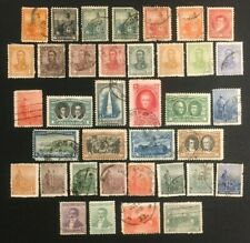 ARGENTINA COLLECTION OF OLD STAMPS, PART 2, 3 PICS
