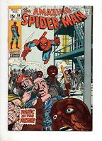 Amazing Spider-Man #99 HIGH GRADE VF/NM 9.0! PRISON BREAK 1971! GIL KANE 129 WOW