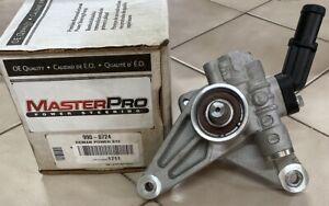 MasterPro 990-0724 Reman Power Steering Pump for 08-12 Honda Accord Pilot