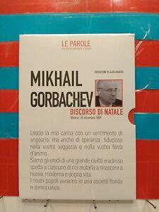 MIKHAIL GORBACHEV DISCORSO DI NATALE ---------3275