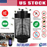 UV LED Electric Fly Insect Bug Pest Mosquito Trap Zapper Killer Night Lamp