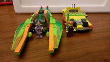 LEGO Star Wars Bounty Hunter Pursuit (7133) Zam Wesell included