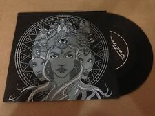"""Burning Ghats Different Names For Same Face Vinyl 7"""" Record non lp! grindcore!!!"""