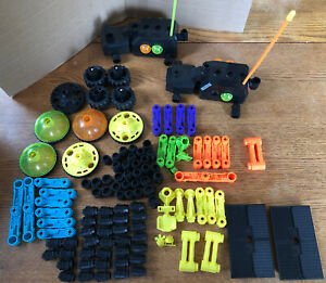 Robotix Remote Speeders 2.0 Set - Learning Curve 98046- Not Complete! See Pics