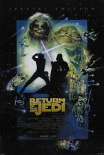 Star wars Return of the Jedi #6 movie poster print
