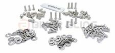 BMW G650GS Sertao 2011 stainless steel motorcycle screen panel fairing bolts