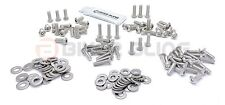 BMW R1200GS Adventure 2008 stainless steel motorcycle screen panel fairing bolts