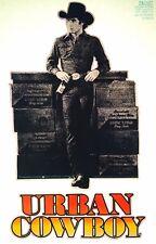 70s John Travolta URBAN Cowboy Country Music grease western VTG t-shirt iron-on