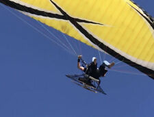 SYNERGY 5 Paramotor, low hours Polini Thor130 engine