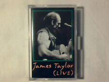 JAMES TAYLOR (Live) vol. 1 mc cassette k7 COME NUOVA LIKE NEW!!!