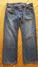 Originale  DIESEL Style LEVAN - Blue Denim Jeans -  Gr.36/29 ITALY