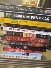 ASSORTED PAPERBACK and HARDCOVER BOOKS Various Authors ***CHOOSE YOUR TITLES****