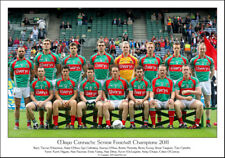 Mayo Connacht Senior Football Champions  2011: GAA Print