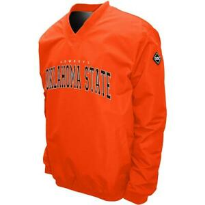 Franchise Club MTC Oklahoma State Cowboys Men's Members Windshell Pullover