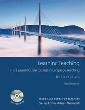 Learning Teaching (3rd Edition) von Jim Scrivener (2013, Set mit diversen Artikeln)