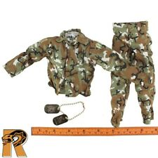Land Warrior GI JOE - Uniform Set & Dogtags - 1/6 Scale - GI JOE Action Figures