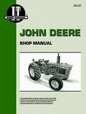 Compatible With John Deere I&T Shop Manual 1020,1520,1530,2020,2030