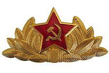 armée russe badges Demobilization Casquette cocarde - Soviet Era CHAPEAU Cold