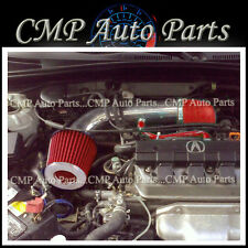 RED 2001-2005 ACURA EL 1.7 1.7L SHORT RAM AIR INTAKE KIT INDUCTION SYSTEMS