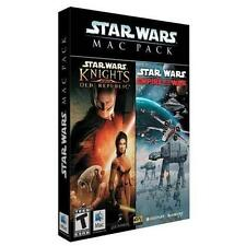 Star Wars Mac Pack: Knights of the Old Republic / Empire at War, (PC)